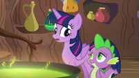"""Twilight """"it's not that funny"""" S5E22"""