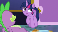 """Twilight """"my morning is not going well"""" S8E24"""