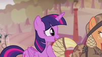 Twilight --it's so good to see you!-- S5E25
