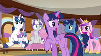 Twilight -I don't want the vacation to end- S7E22