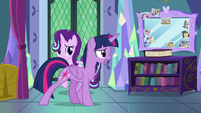 Twilight -how could our friendship journal have led- S7E14