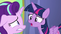 "Twilight Sparkle ""what are you talking about?"" S7E1"