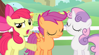 """Apple Bloom """"have to do with flag carrying"""" S4E05"""