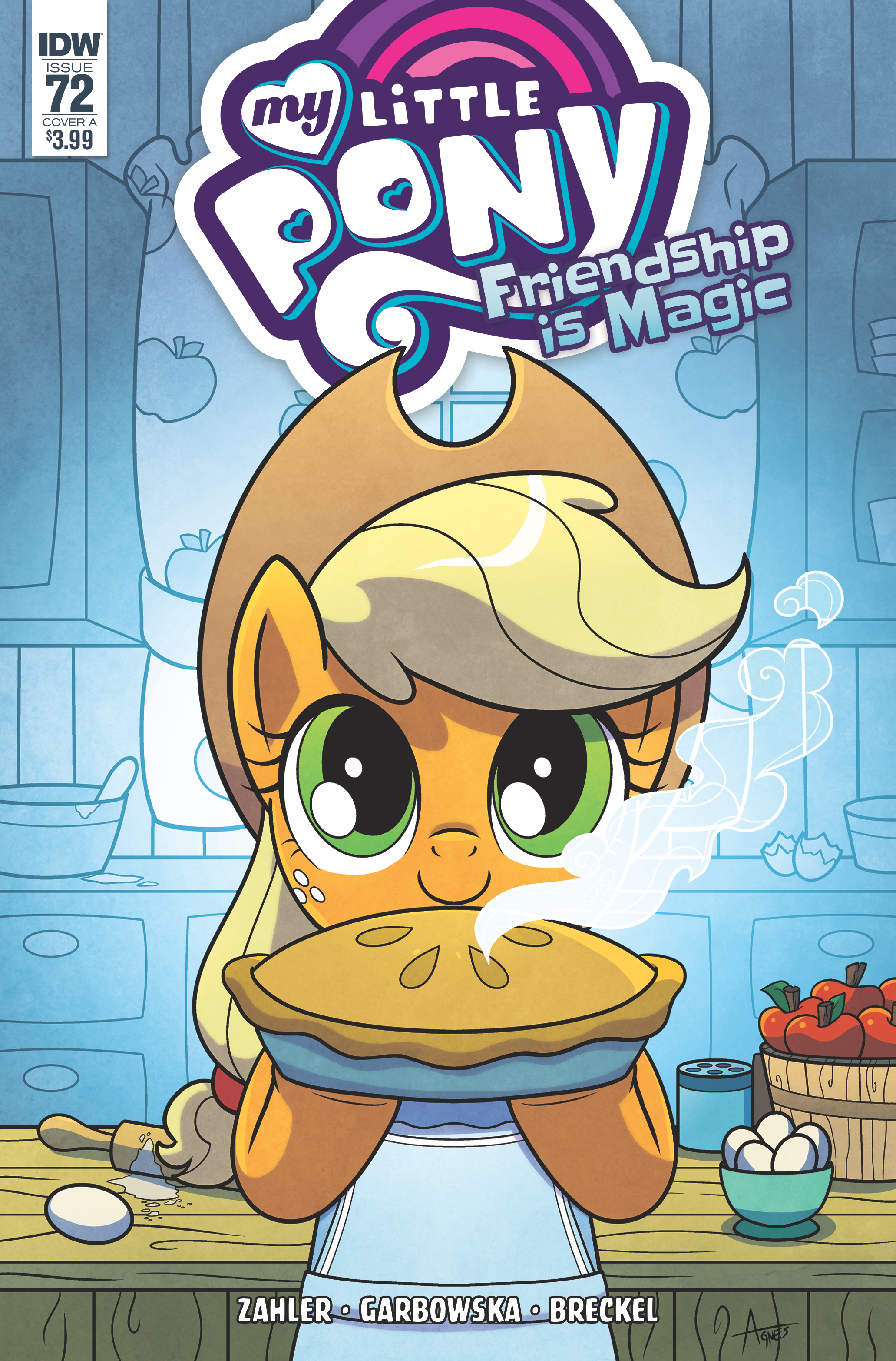 Friendship is Magic Issue 72