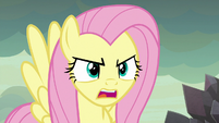 """Fluttershy offended """"first of all"""" S9E9"""