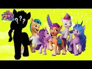 Guess Who am I ? My Little Pony- a new generation -MyLittlePony -MLP -MLPGen5
