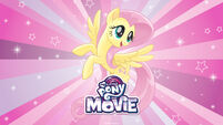 MLP The Movie Fluttershy desktop wallpaper