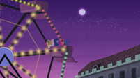Main Six riding the Ferris wheel EG2