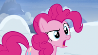 """Pinkie Pie incredulous """"all the time?"""" S7E11"""