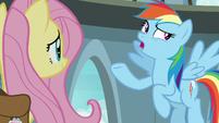 """Rainbow Dash """"Daring Do's biggest fan"""" S9E21"""