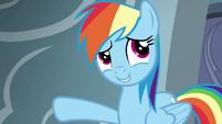 "Rainbow Dash ""churning out Wonderbolts"" S6E7"