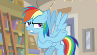"""Rainbow Dash """"they're off to Tenochtitlan"""" S9E21"""