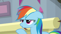 "Rainbow Dash ""we just got in the groove"" S8E1"