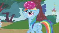 Rainbow Dash loses count S1E07