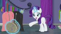 """Rarity """"nothing but helpful"""" S8E4"""