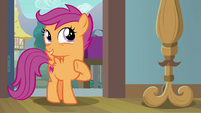 "Scootaloo ""want to show you something"" S9E12"