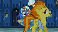 """Spitfire """"welcome to the Wonderbolts"""" S6E7"""