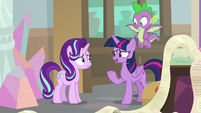 """Twilight """"every challenge you've ever faced"""" S9E1"""