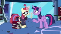 Twilight -have dinner with our old friends tonight- S5E12