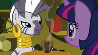 Zecora 'If you train with me' S3E05