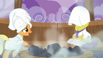 Applejack 'I really tried to get here earlier' S6E10
