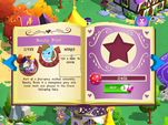 Beauty Brass album page MLP mobile game