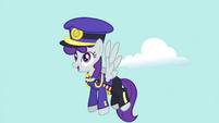 Downdraft as Colonel Purple Dart S4E21