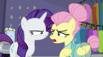 """Fluttershy """"good luck replacing me!"""" S8E4"""