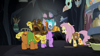 """Fluttershy """"you're not gonna change my mind"""" S7E20"""