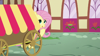 Fluttershy -maybe some baby carrots- S5E19