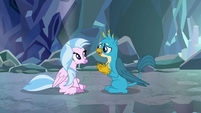 """Gallus """"we still have to get back"""" S8E22"""
