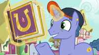 """Out of Town Pony """"these are keepsakes"""" S7E14"""