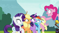 """Pinkie Pie """"can you believe it?!"""" S8E18"""