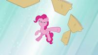 Pinkie Pie throws files S5E19