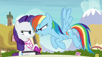 """Rainbow Dash """"put me to sleep!"""" S8E17"""