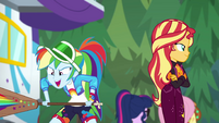 Rainbow Dash excited for the festival EGSBP