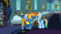 """Spitfire """"five minutes to get dressed"""" S6E7"""