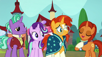 """Stellar Flare """"you're gonna need our help"""" S8E8"""