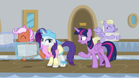 "Twilight ""Flim and Flam are charging for these?"" S8E16"