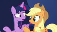 "Twilight Sparkle ""I know I said yes"" S9E1"