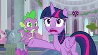 """Twilight Sparkle """"it's gone!"""" S9E3"""