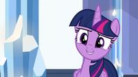 "Twilight Sparkle ""nice to meet you too"" S6E16"