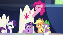 Twilight unsure how to feel about being a verb S9E1