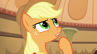 """Applejack """"the trapeze show and the animal act"""" S6E20"""