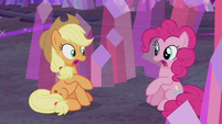 Applejack and Pinkie -you did-- S5E20