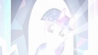 Astral Twilight vanishing in white light S9E3