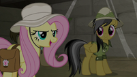 """Fluttershy """"our problem is the solution"""" S9E21"""