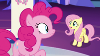 """Fluttershy """"why not?"""" S7E11"""