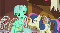 Lyra -No, I did not- S5E9