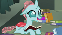 "Ocellus ""I remembered it from class"" S8E2"